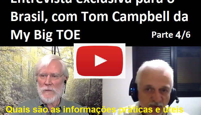 Tom Campbell BRasil – Entrevista exclusiva
