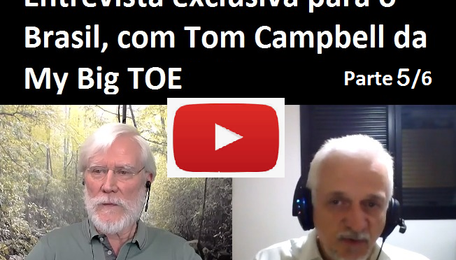 Tom Campbell BRasil – Entrevista exclusiva