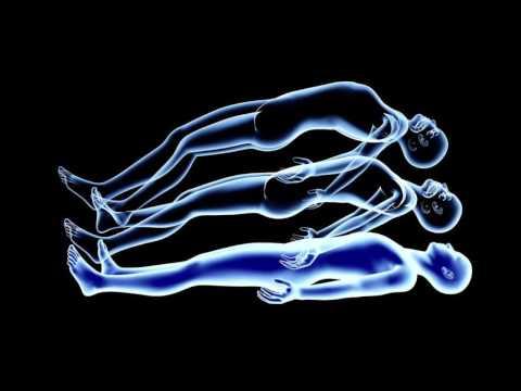 Somos consciência, parte do sistema maior de consciência LCS, que se conecta a um avatar em uma simulação totalmente imersiva.